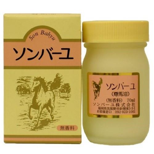 [정품]스킨케어 마유크림 손바유(말기름)70ml