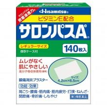 샤론파스AE 일본국민파스 효과보장140매입