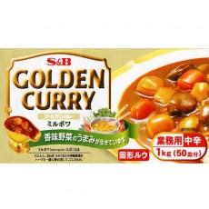 SnB 업무용 골든 카레 1kg (중간 매운맛)
