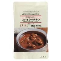 MUJI 무인양품 스파이시 치킨 카레 180g