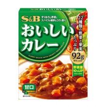 SnB 오이시이 카레 달콤한맛