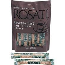 ROSATI 커피 향을 살리는 커피 전용 슈가 로자티 스틱 6g x 20봉