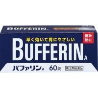 [버퍼린]BUFFERIN A 60정