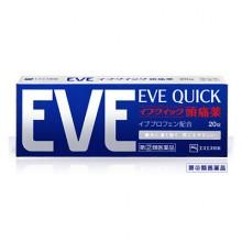 [EVE QUICK]이브퀵 두통약 20정