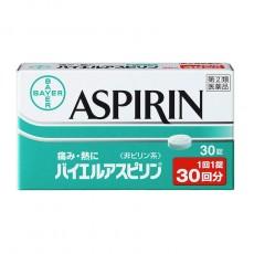 바이에르 아스피린 30정