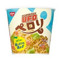 U.F.O 야키소바 페로리 유자향 닭육수 맛