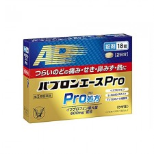 ★파브론 에스 Pro 정제 18정