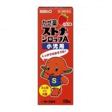 [사토] 어린이용 스토나 감기 시럽A 120ml