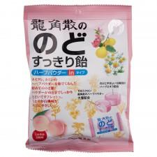 [용각산] 용각산 목캔디 허브 백도 맛 80g