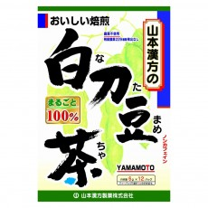 [야마모토 한방 제약]야마모토 한방 나타마메 차 100 % 6gX12포