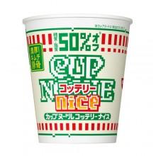 [NISSIN] 컵 누들 콧테리 나이스 김치돼지뼈 50% 오프
