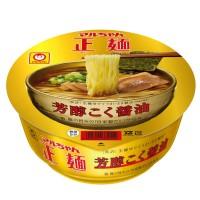 [세이멘] 마루짱 세이멘 컵라면 향이좋은 간장맛 111g