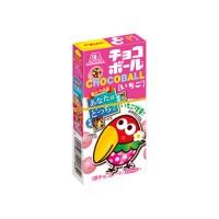 [모리나가] 초코볼 딸기맛28g