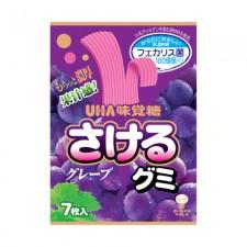 [UHA] 사케루 구미 포도맛 7개입