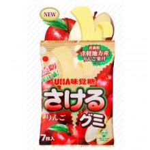 [UHA] 사케루 구미 사과맛 7개입