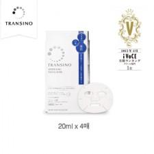 [TRANSINO] 트란시노 화이트닝 마스크팩 4매입 (집중미백)