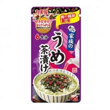 마루미야 오차즈케 매실맛(밥에 뿌리고 뜨거운 물만부워 먹는 상품)