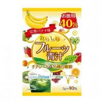 맛있는 과일 녹즙 바나나 맛 40포