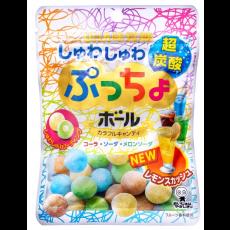 푸쵸볼 슈와 (신맛) 탄산 아소토50g 6세트