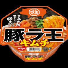 [NISSIN] 닛신 라오 돼지 김치 컵라면  1개