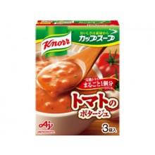[크노르 컵스프] 완숙 토마토 통째로 1 개분 사용한 포타주 3봉입