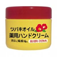 오오시마 츠바키 약용 핸드크림