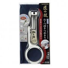 타치미와자 돋보기가있는 손톱 깎기 일본산 G-1004