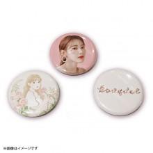【예약 종료】 미야 와키 사쿠라 졸업 콘서트 굿즈 캔 배지 3 종 세트