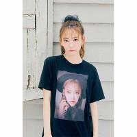 【예약 종료】 미야 와키 사쿠라 졸업 콘서트 굿즈 T 셔츠 검정